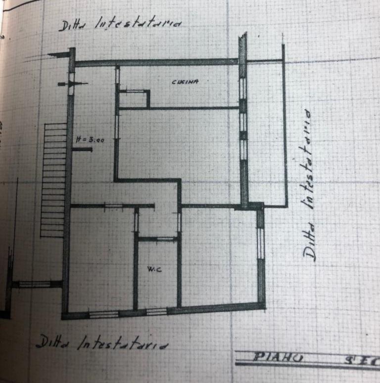 Planimetria 1/1 per rif. A1004