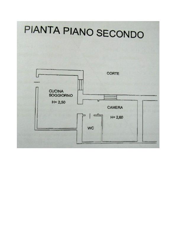 Planimetria 1/1 per rif. A1006