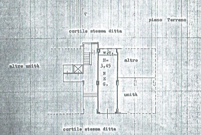 Planimetria 1/1 per rif. F083