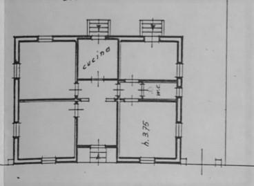 Planimetria 1/1 per rif. A1037
