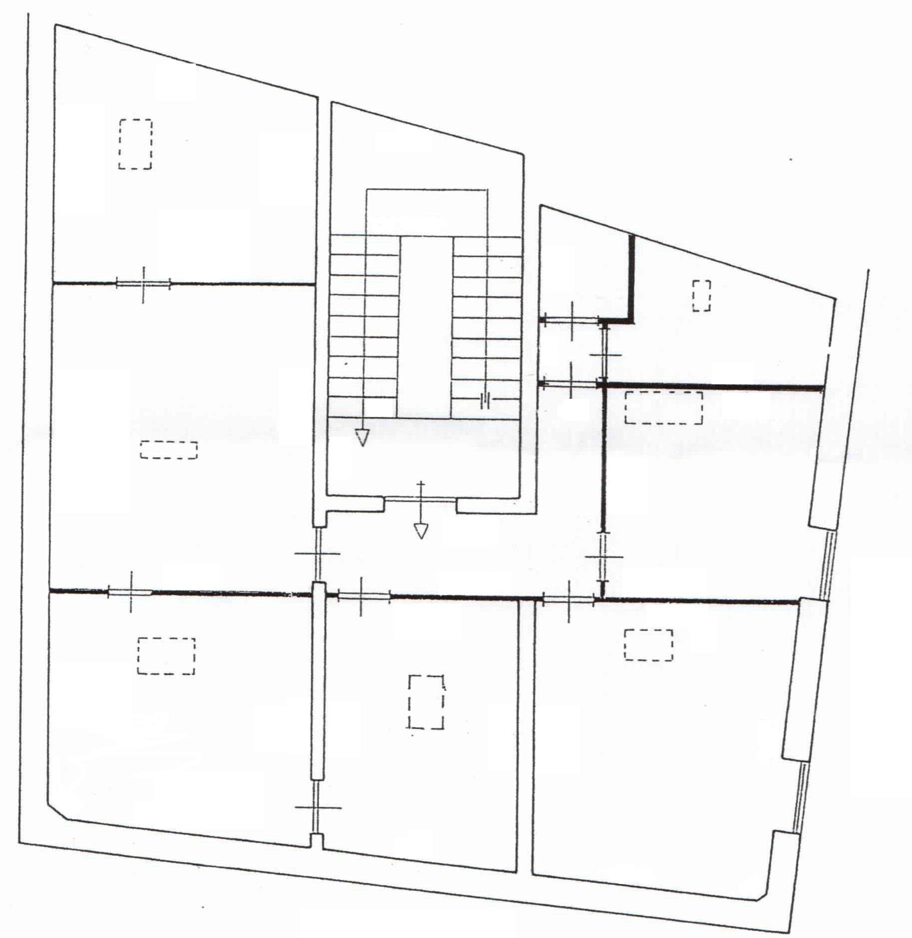Planimetria 1/1 per rif. E335