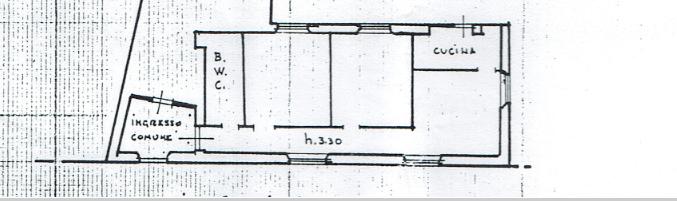 Planimetria 1/1 per rif. E337