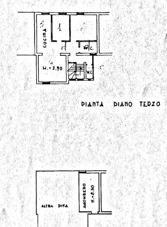 Planimetria 1/1 per rif. A1065