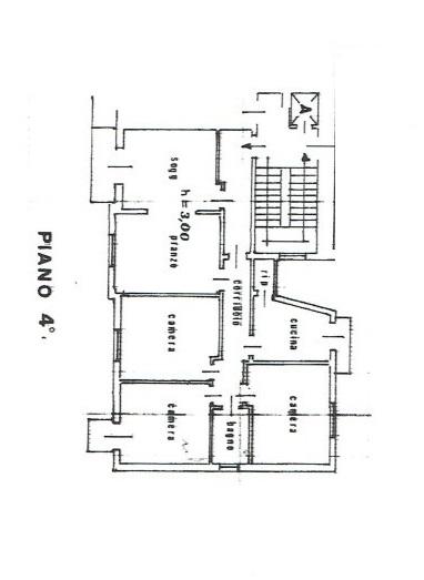 Planimetria 1/1 per rif. A1074