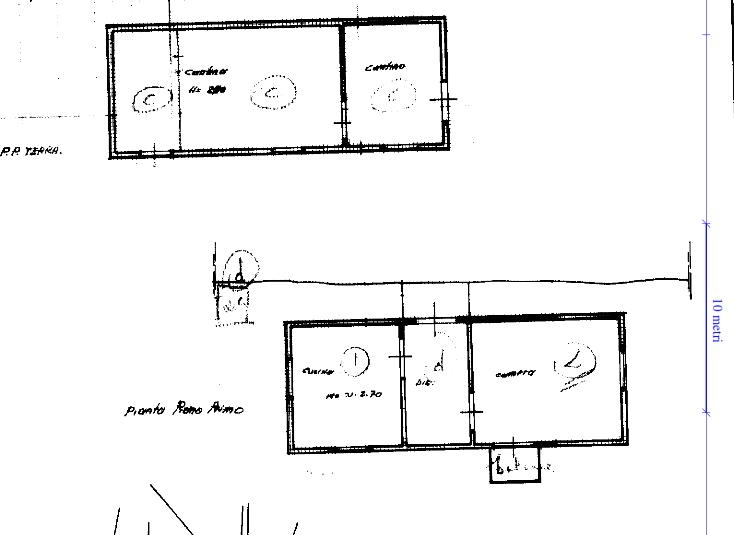 Planimetria 1/1 per rif. A1083