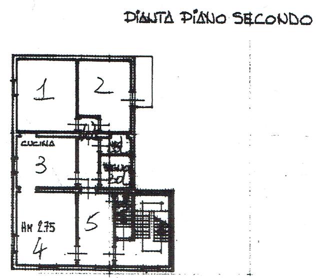 Planimetria 1/1 per rif. A1097
