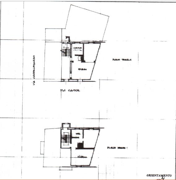 Planimetria 1/1 per rif. A1104