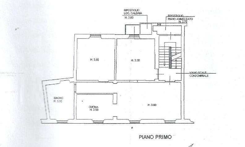 Planimetria 1/1 per rif. 400727