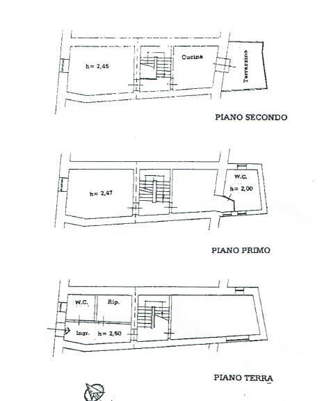 Planimetria 1/1 per rif. A1126