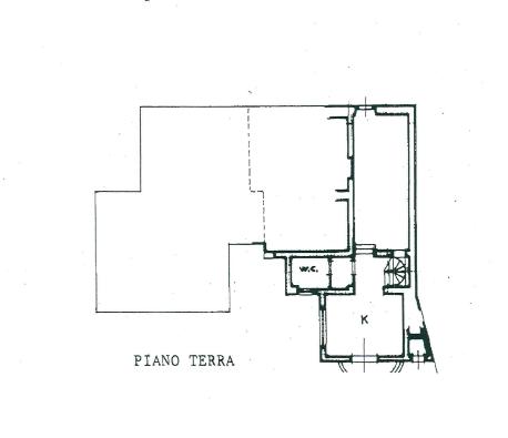 Planimetria 1/2 per rif. A1127