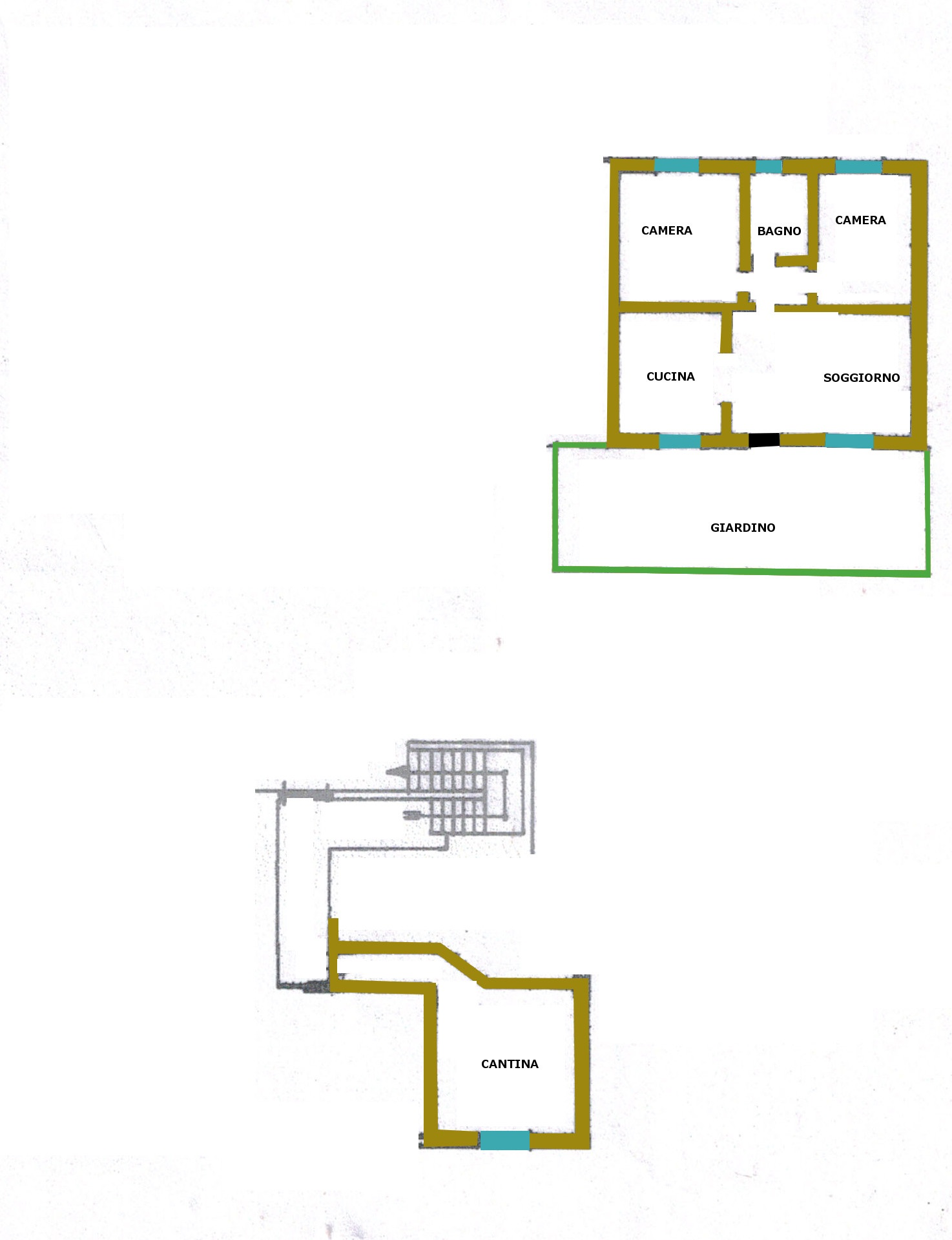 Planimetria /1 per rif. STE08