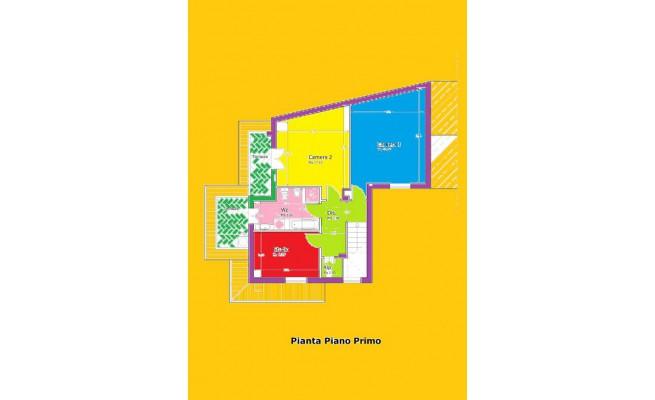 Planimetria 1/3 per rif. 300607