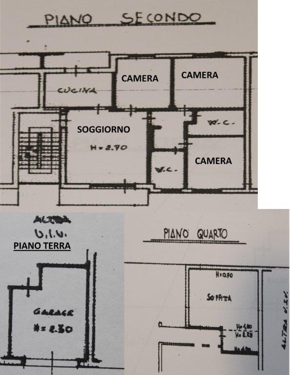 Planimetria 1/1 per rif. 300727
