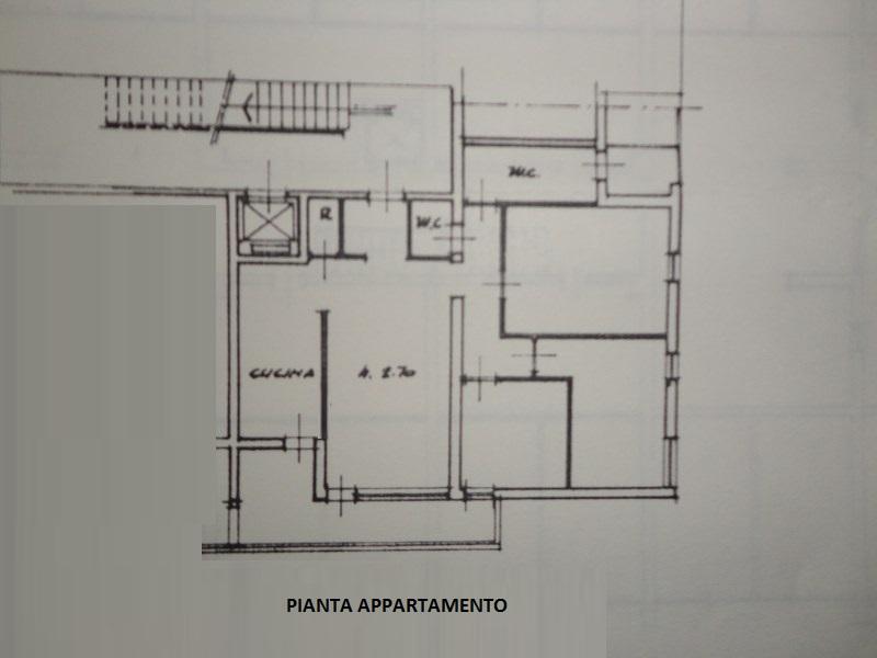 Planimetria 1/1 per rif. 300751