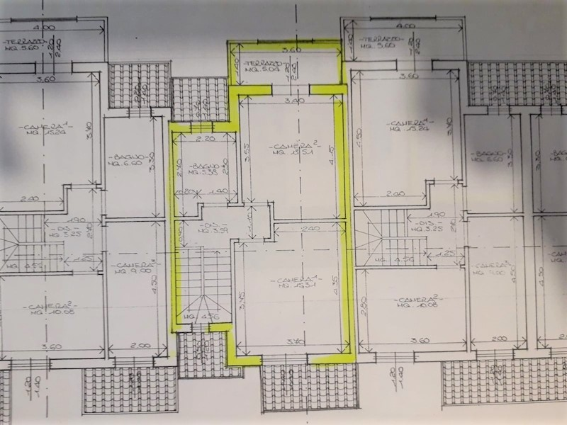 Planimetria 2/5 per rif. 400377