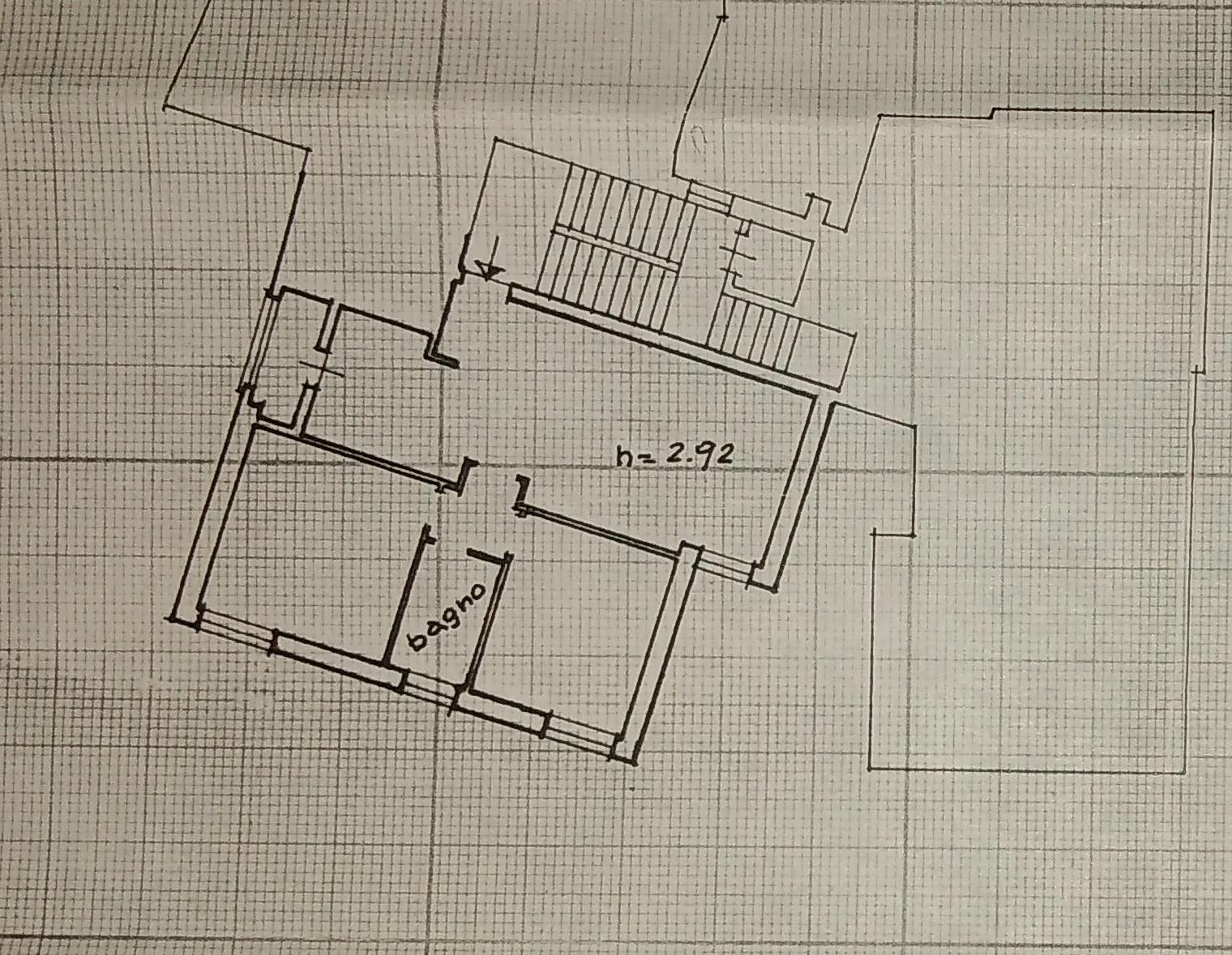 Planimetria 1/1 per rif. 400404
