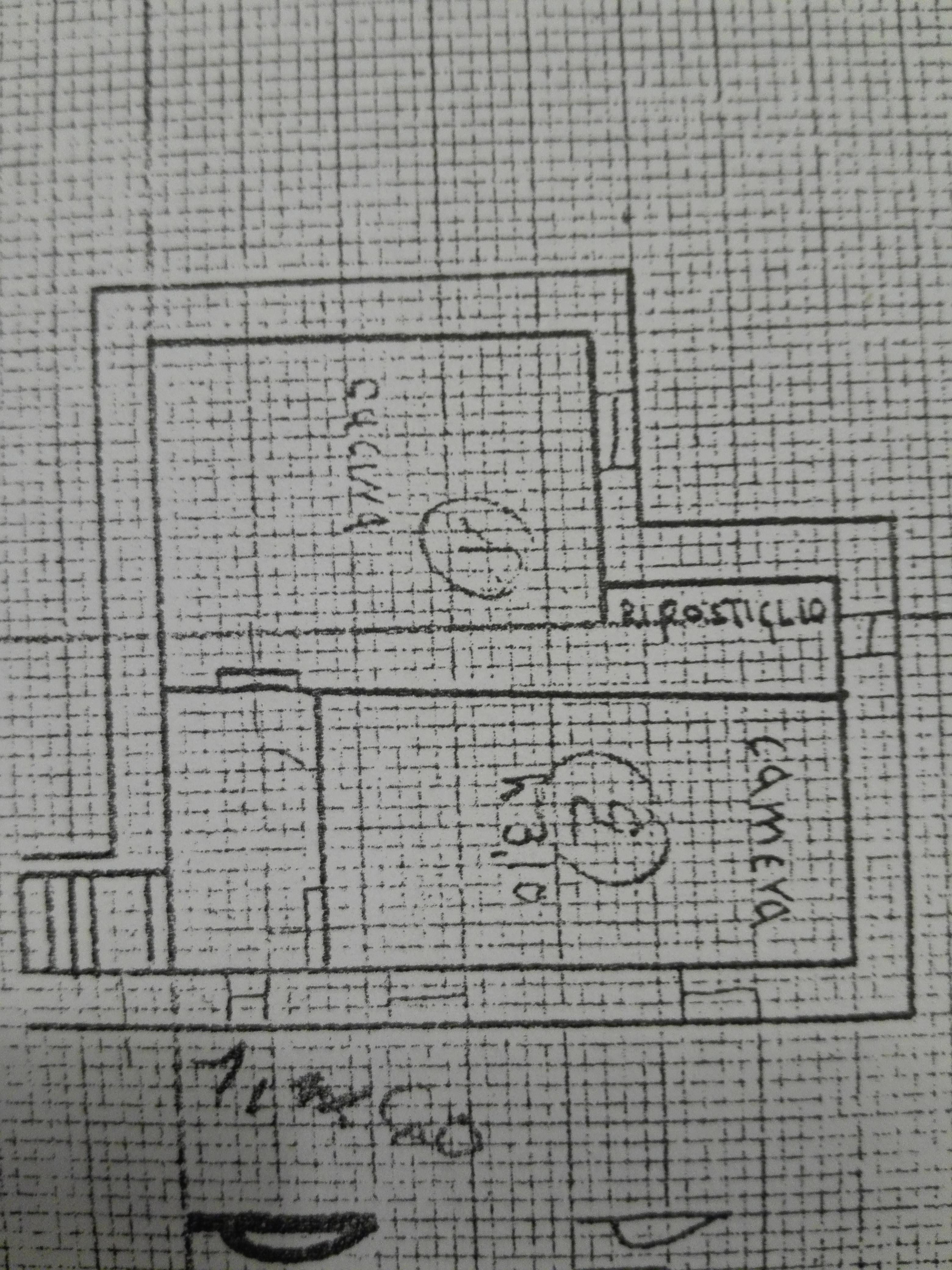 Planimetria 1/1 per rif. 2030