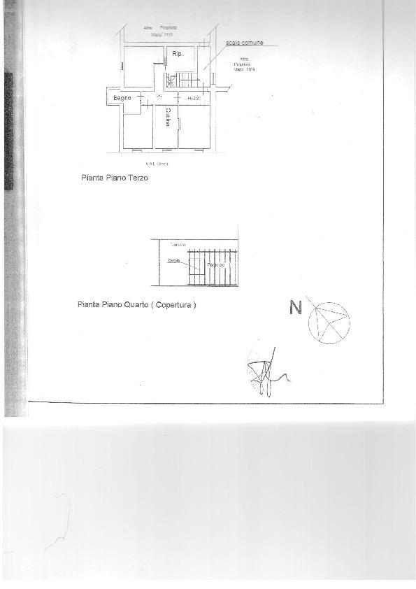 Planimetria 1/1 per rif. 2912