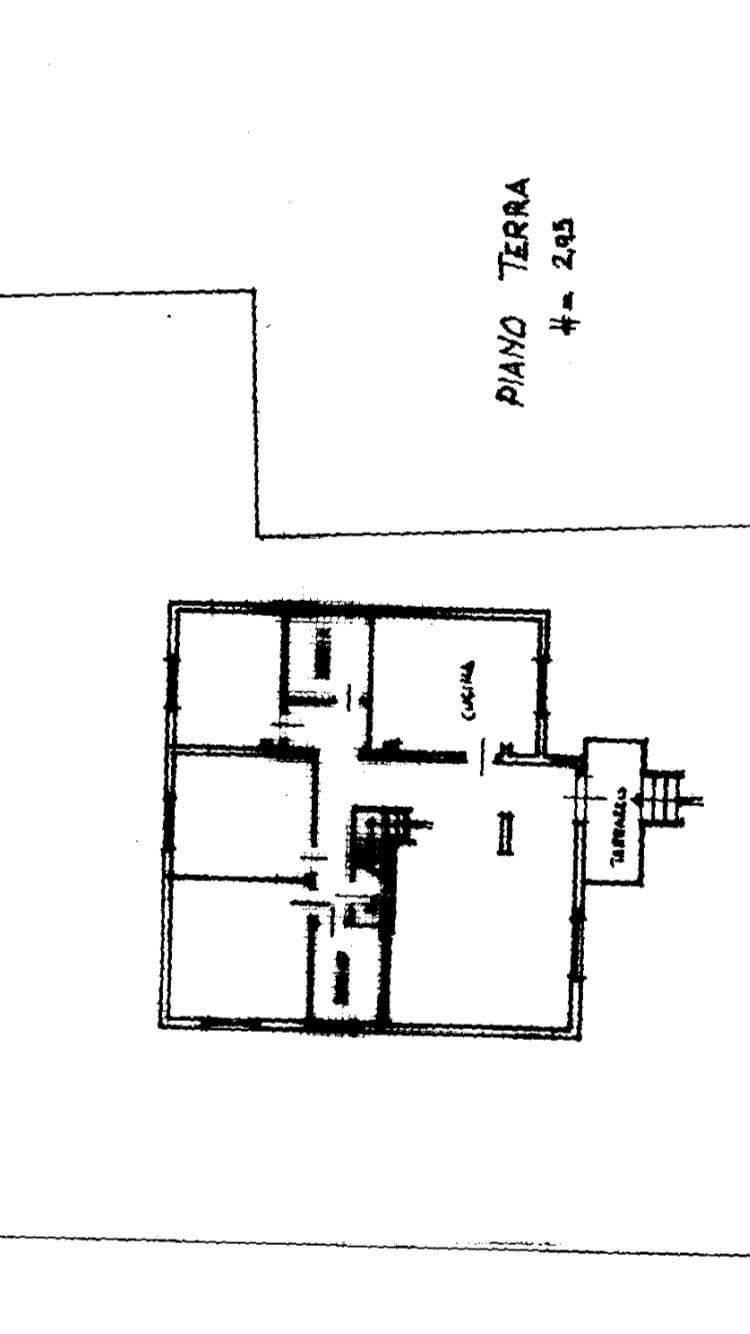 Planimetria 1/2 per rif. A368