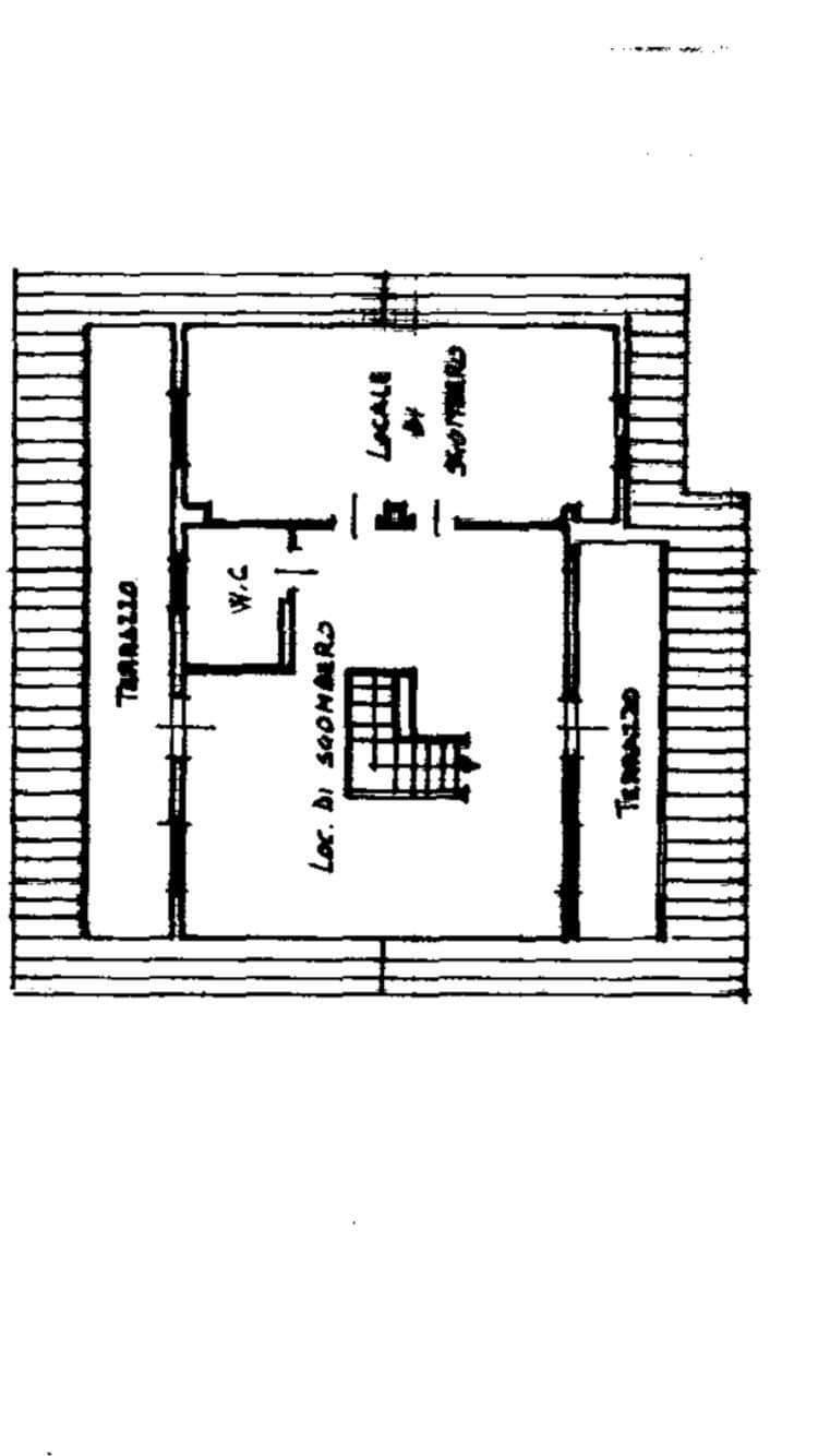 Planimetria 2/2 per rif. A368