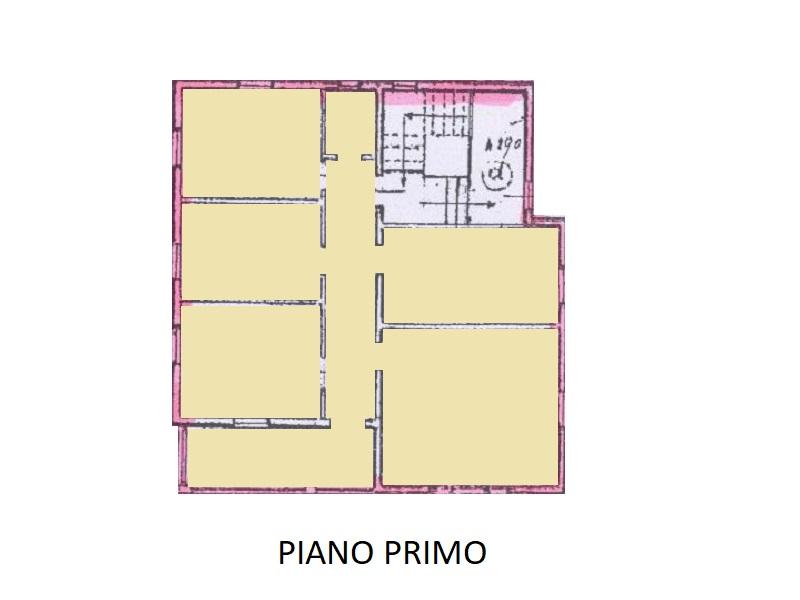 Casa singola in vendita, rif. 147 (Planimetria 2/2)