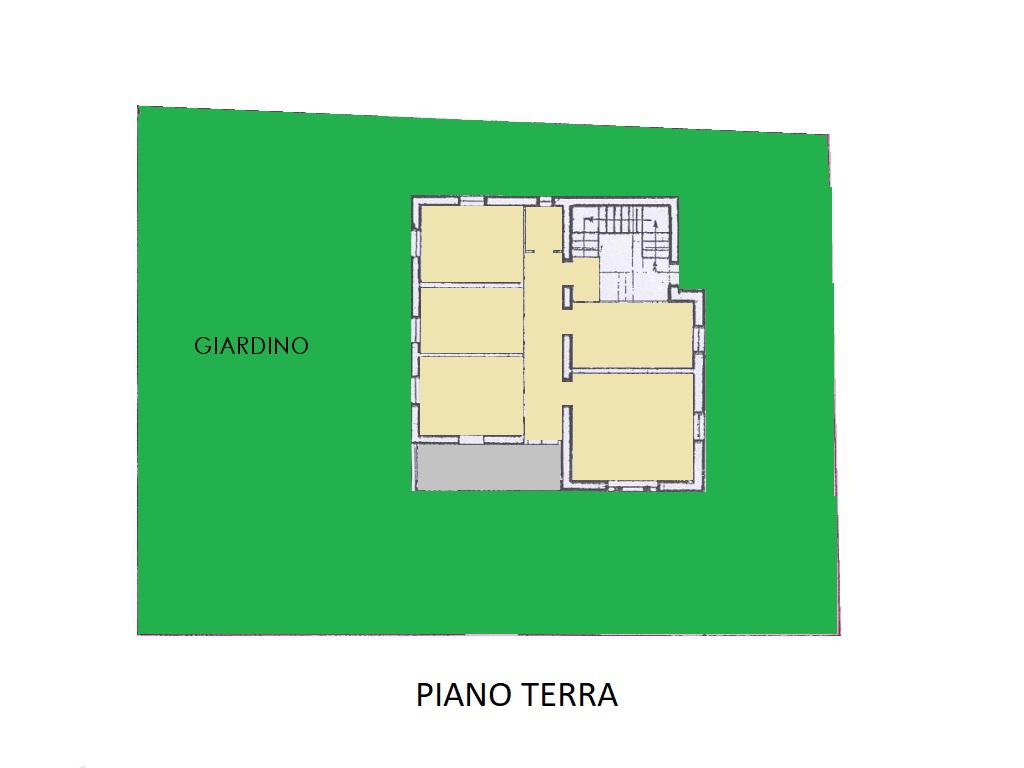 Casa singola in vendita, rif. 147 (Planimetria 1/2)