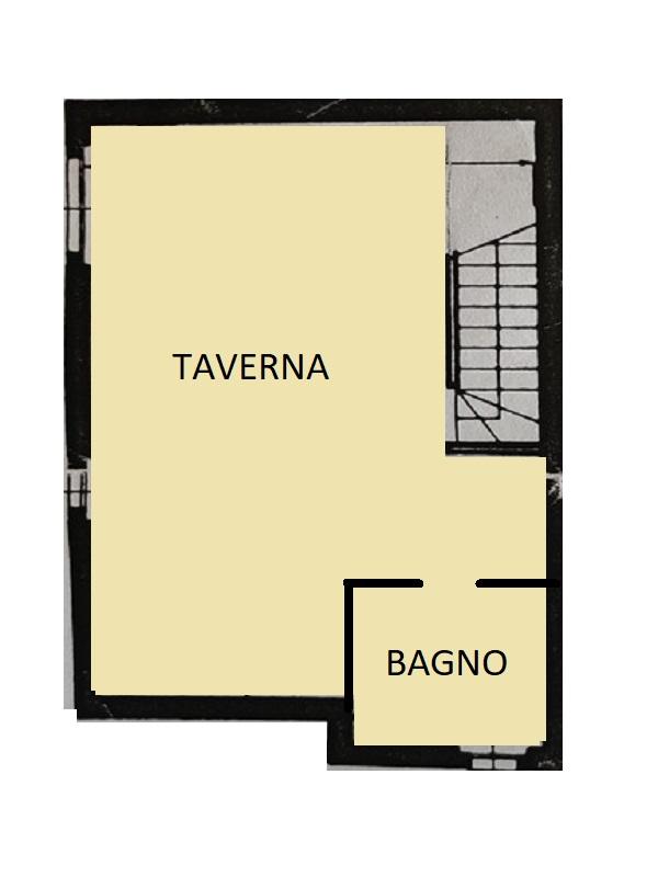 Villetta bifamiliare in vendita, rif. 563 (Planimetria 3/3)