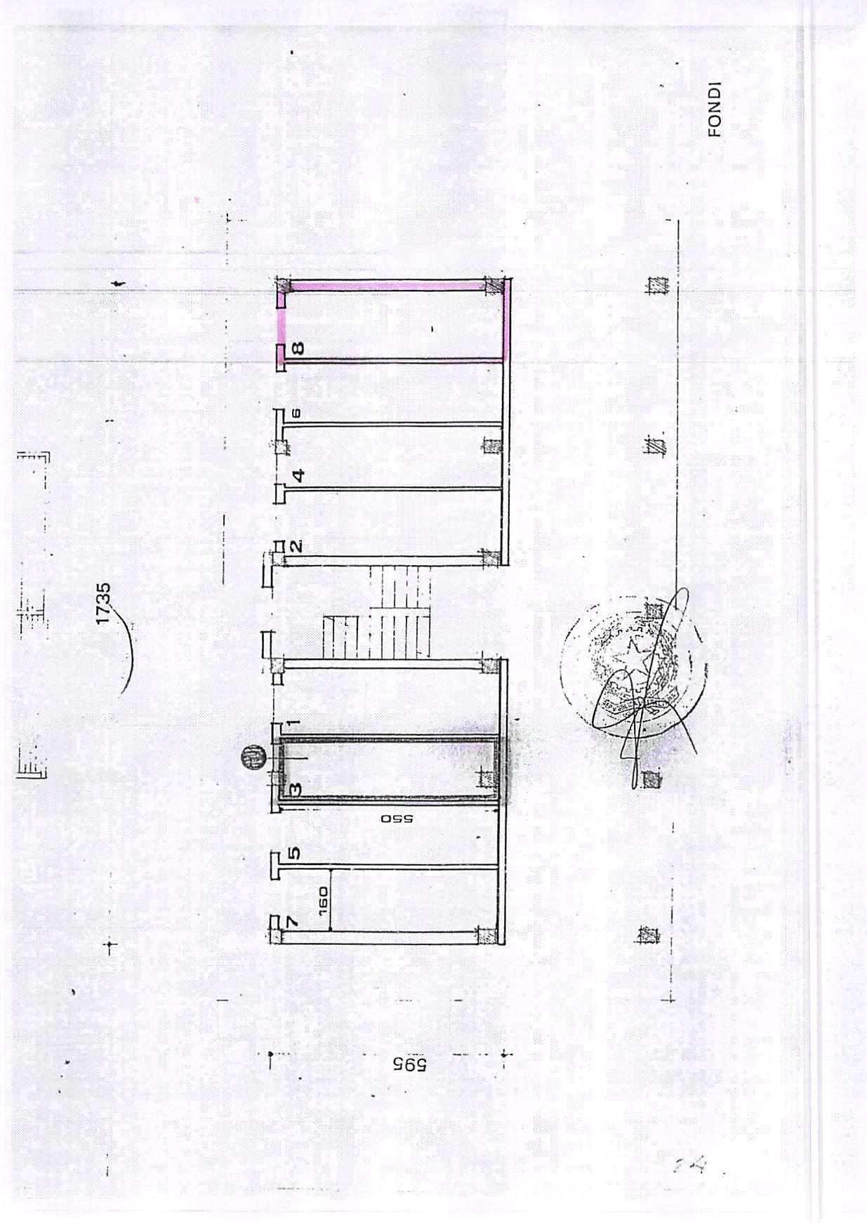 Planimetria 2/2 per rif. A274