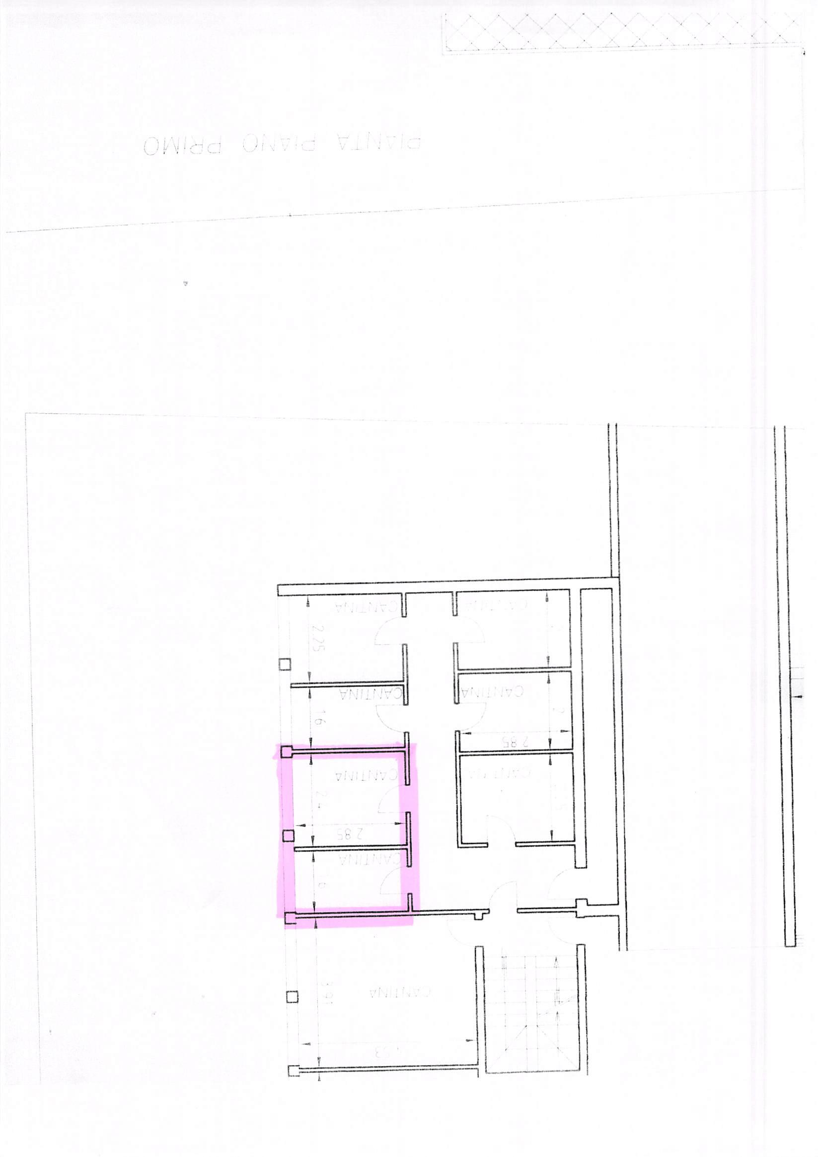 Planimetria 3/3 per rif. B68