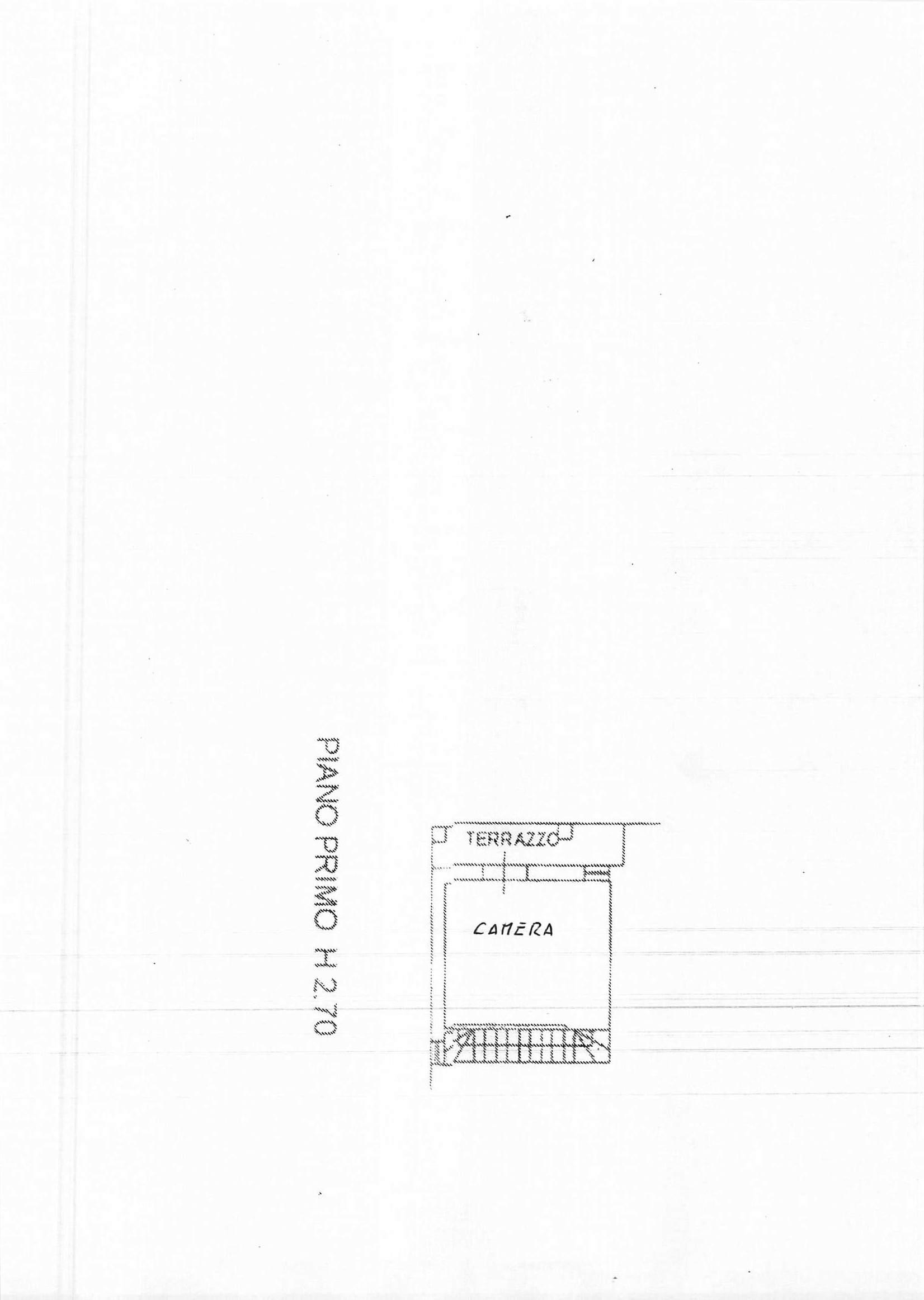 Planimetria 2/2 per rif. B191