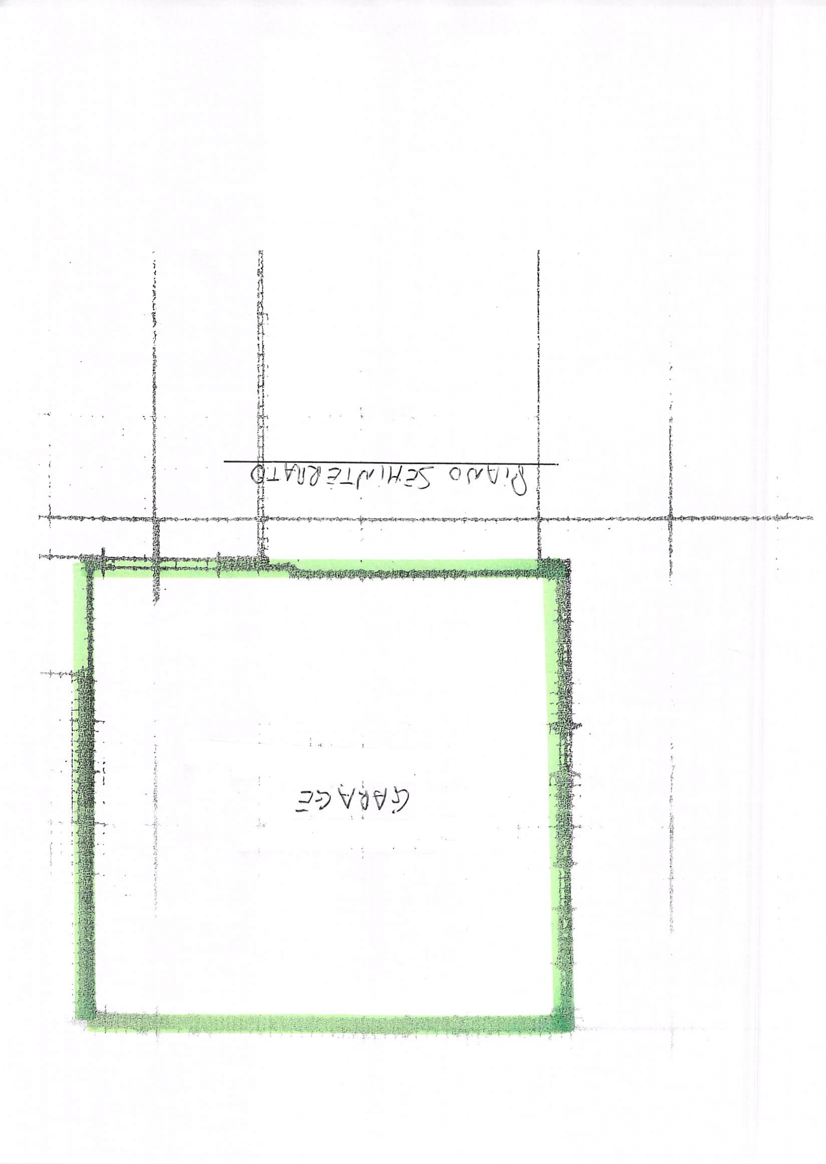 Planimetria 2/2 per rif. B212