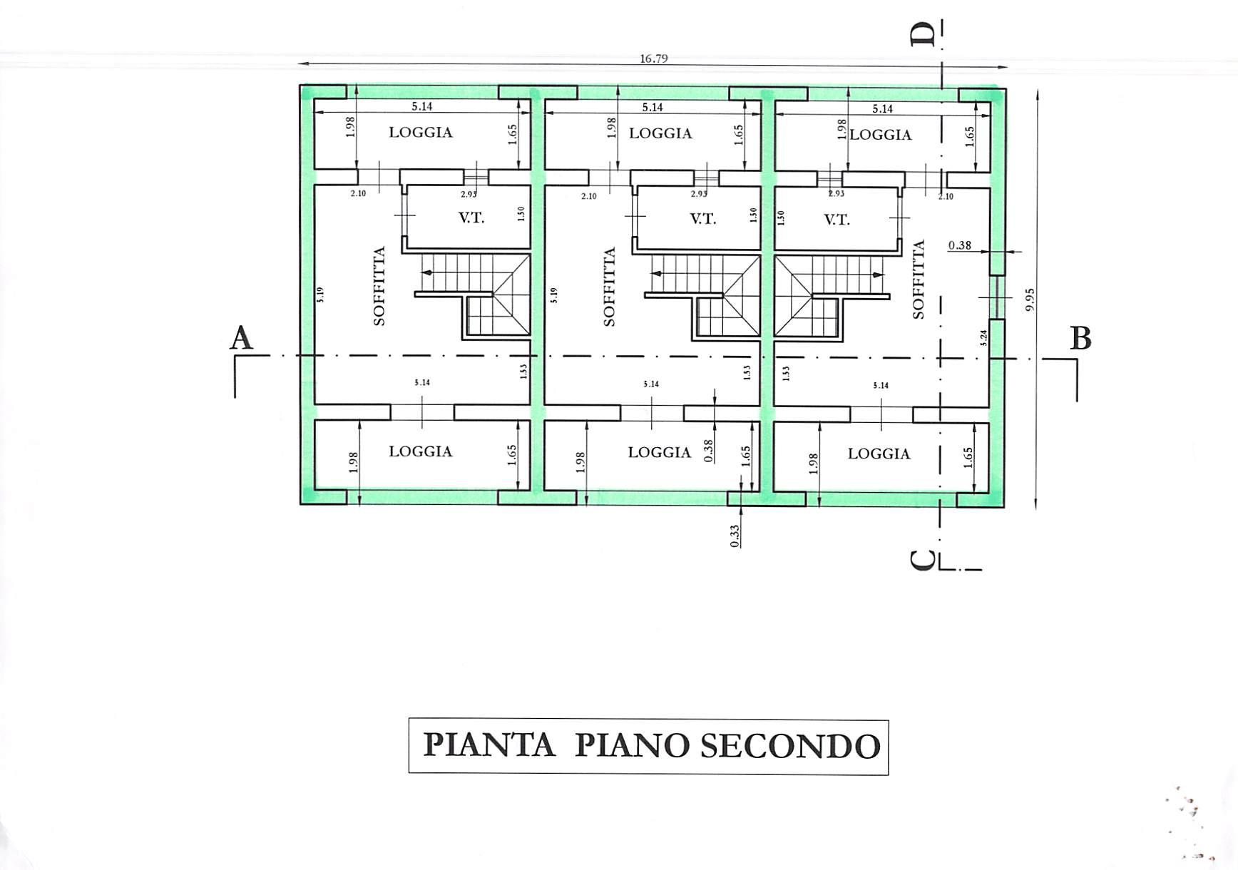 Planimetria 4/4 per rif. A194