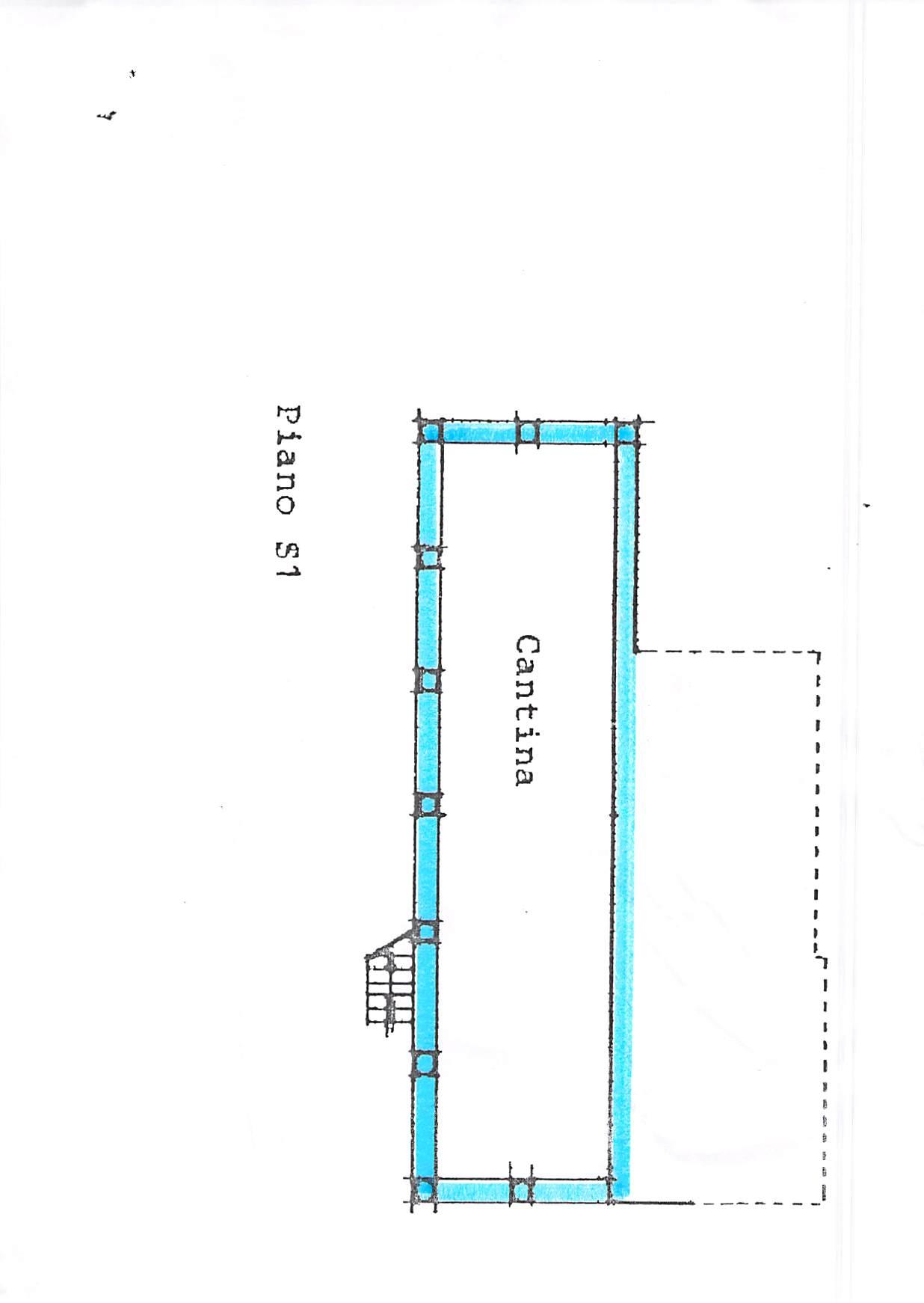 Planimetria 2/2 per rif. A210