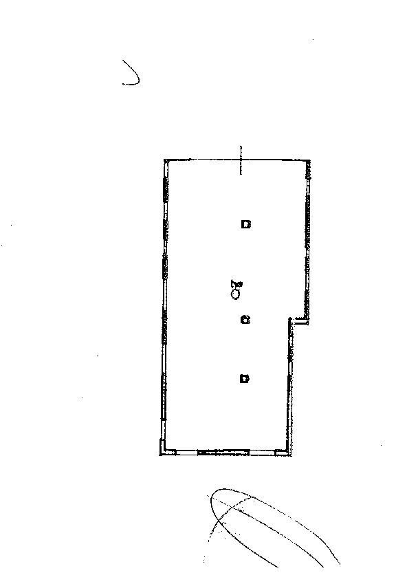 Planimetria 1/1 per rif. D26