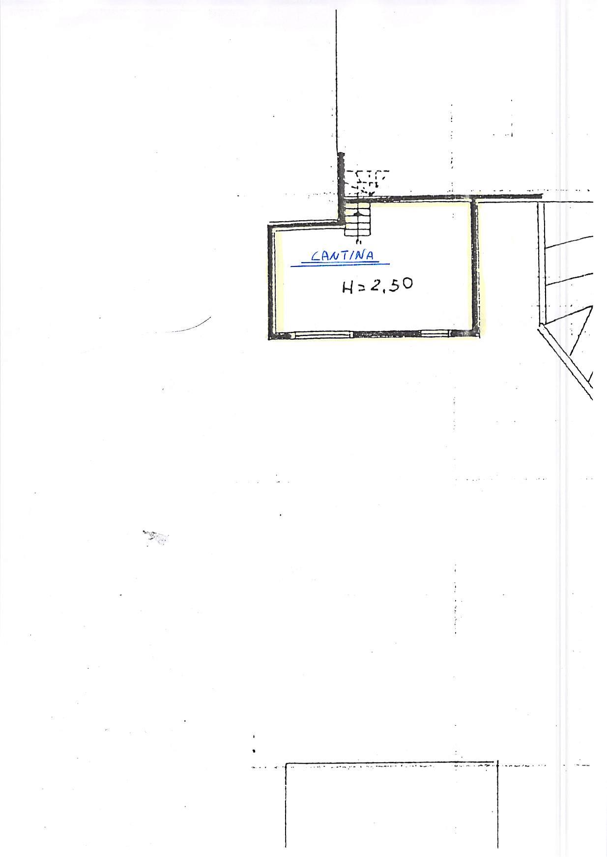 Planimetria 4/4 per rif. B315