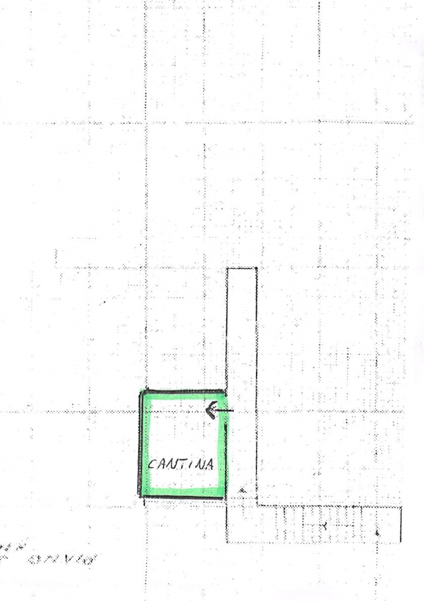 Planimetria 1/2 per rif. B318