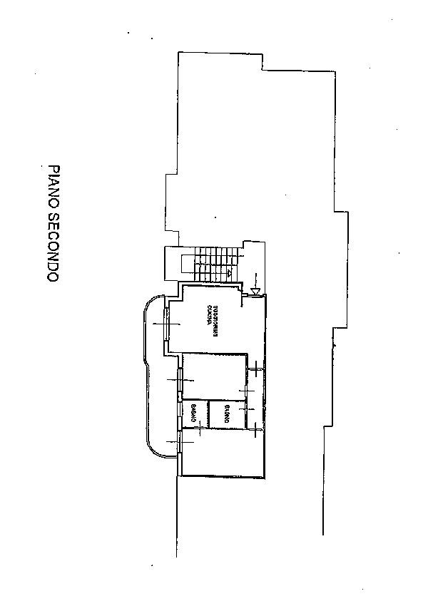 Planimetria 1/1 per rif. B322
