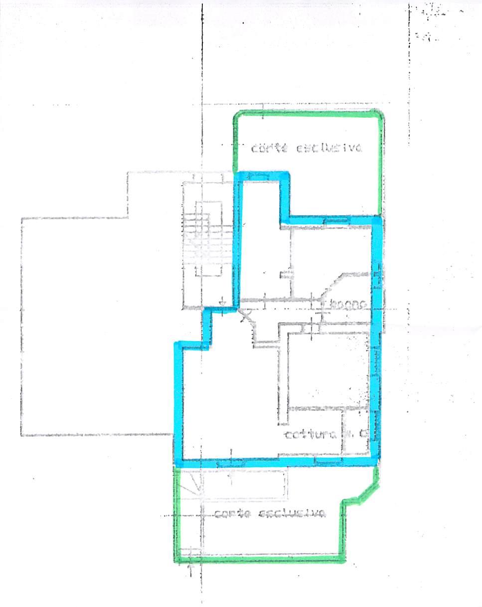 Planimetria 1/1 per rif. B340