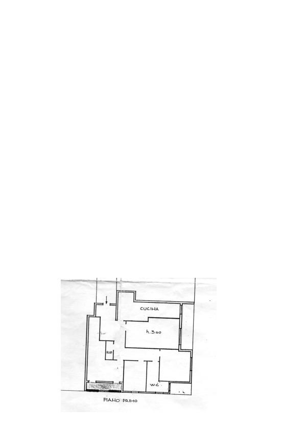 Planimetria 1/1 per rif. MDC3/04