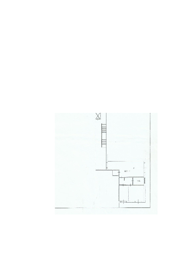 Planimetria 1/1 per rif. MDC2/04