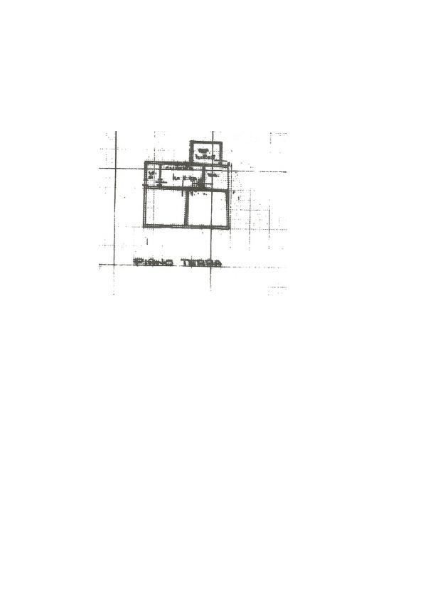 Planimetria 1/1 per rif. Fsind/01