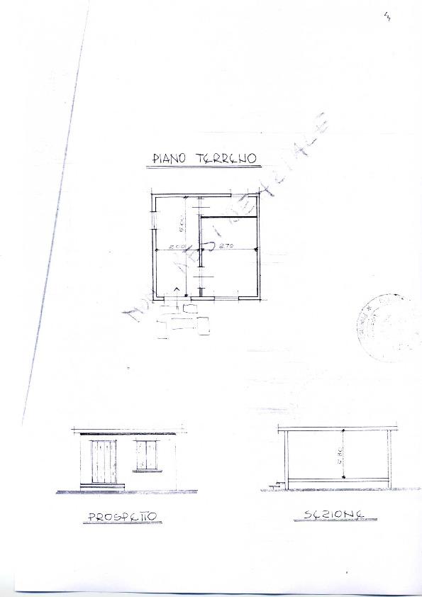 Planimetria 1/1 per rif. R003