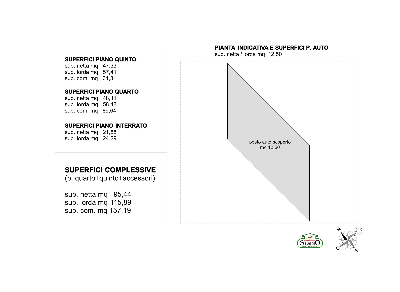 Planimetria 4/4 per rif. A235