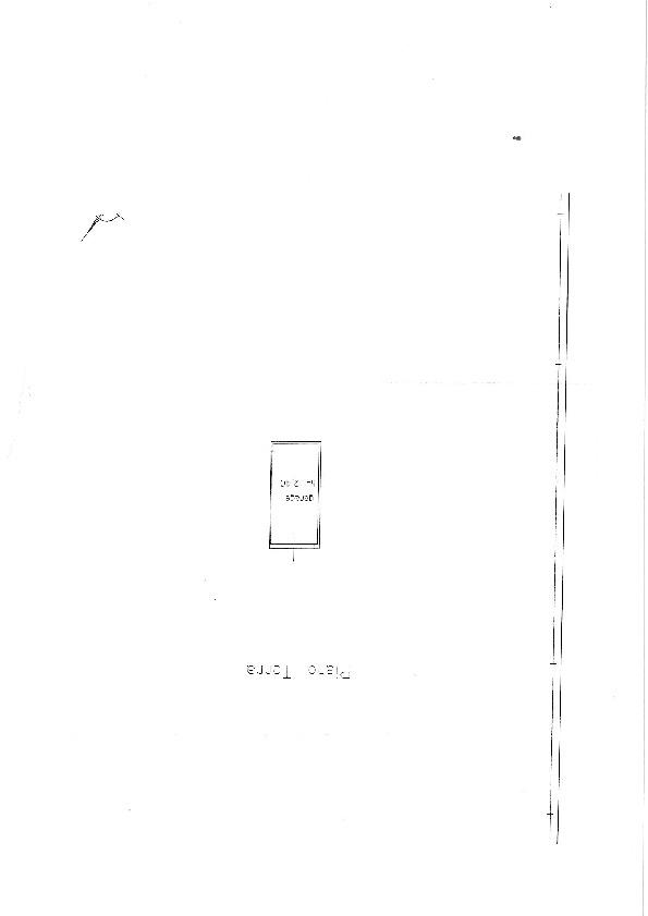 Planimetria 1/1 per rif. TV40