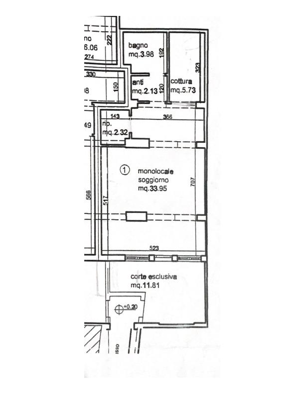Planimetria 1/1 per rif. 12/35