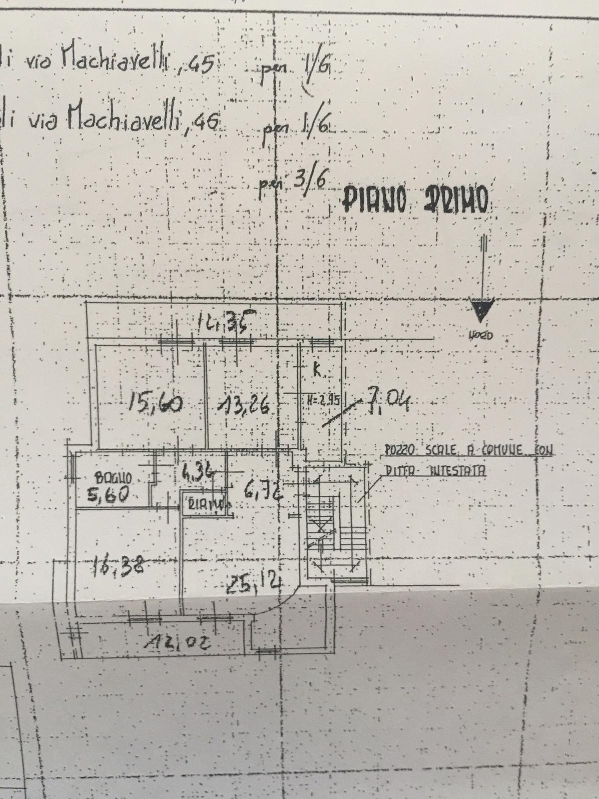 Planimetria 1/1 per rif. 34/337