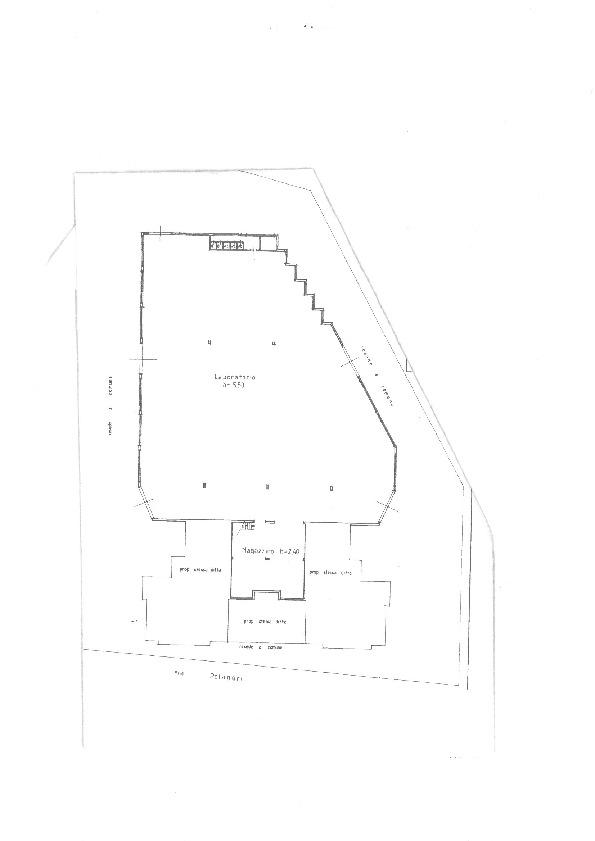 Planimetria 1/1 per rif. F501