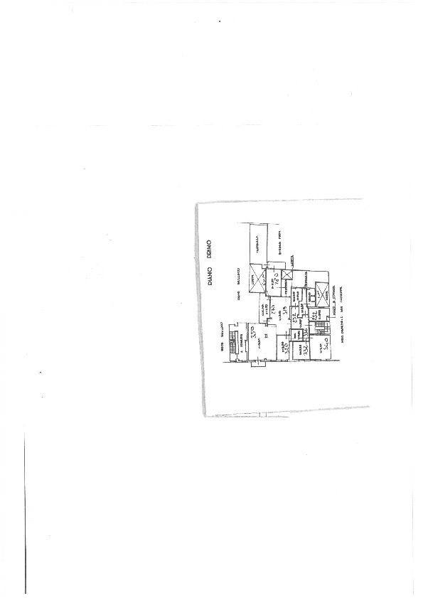 Planimetria 1/1 per rif. 7/101