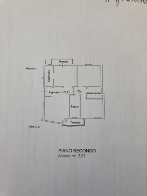 Planimetria 1/1 per rif. 56/355
