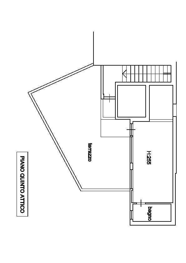 Planimetria 1/1 per rif. D-G002